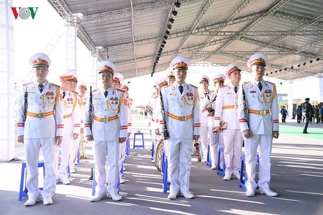 Lễ viếng Chủ tịch nước Trần Đại Quang tại quê nhà Quang Thiện - Ảnh 7.