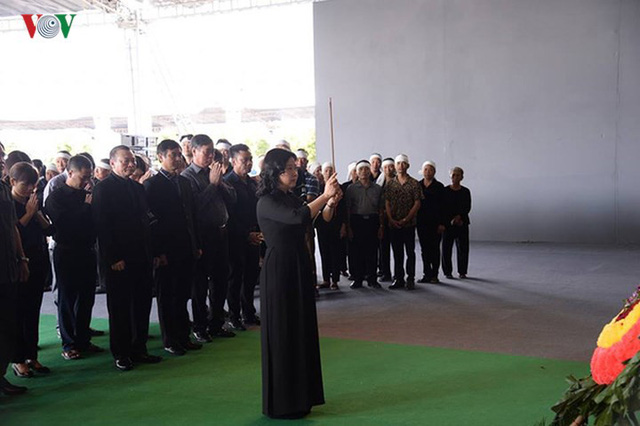 Lễ viếng Chủ tịch nước Trần Đại Quang tại quê nhà Quang Thiện - Ảnh 10.