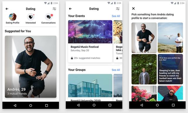 Tại sao nói dịch vụ hẹn hò Facebook Dating có khả năng trở thành một mô hình kinh doanh tỷ đô - Ảnh 1.