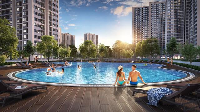 Ngắm toàn cảnh siêu dự án lớn nhất từ trước đến nay của Vingroup ở Hà Nội chuẩn bị được ra mắt - Ảnh 10.