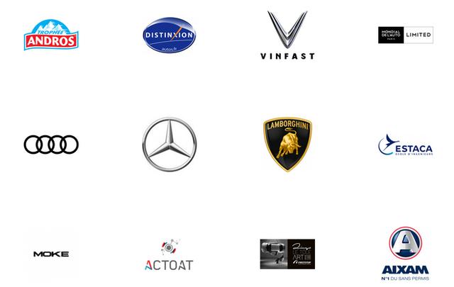 Lộ hình ảnh đầu tiên của VinFast tại Paris Motor Show - Ảnh 1.