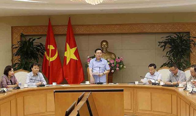 Phó Thủ tướng: Sớm nghiên cứu giảm thuế xăng sinh học - Ảnh 1.