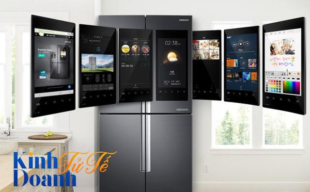 IoT cho bà nội trợ và gian bếp 4.0 của Samsung - Ảnh 3.
