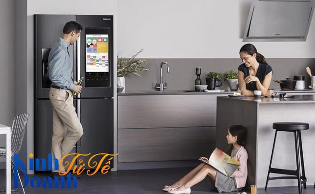IoT cho bà nội trợ và gian bếp 4.0 của Samsung - Ảnh 2.