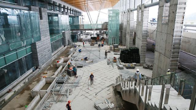Sân bay Vân Đồn đã đã đi vào vận hành 95%, dự trù bay thương mại vào tháng 12 tới - Ảnh 1.