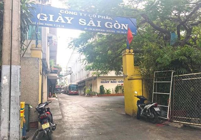 Giày Sài Gòn bị kiến nghị thu hồi hàng nghìn m2 đất - Ảnh 1.