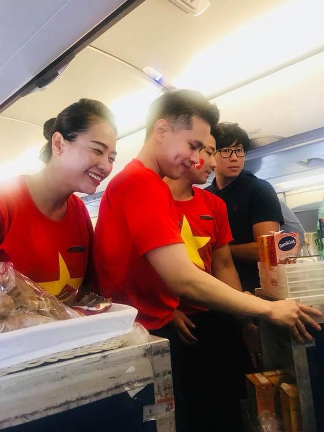 Chuyện bí mật đặc biệt sau giờ G mới kể của tiếp viên hàng không trên chuyến chuyên cơ đón đoàn Thể thao Việt Nam ngày 2/9 - Ảnh 13.