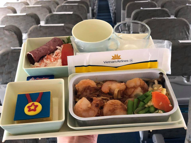 Chuyện bí mật đặc biệt sau giờ G mới kể của tiếp viên hàng không trên chuyến chuyên cơ đón đoàn Thể thao Việt Nam ngày 2/9 - Ảnh 7.