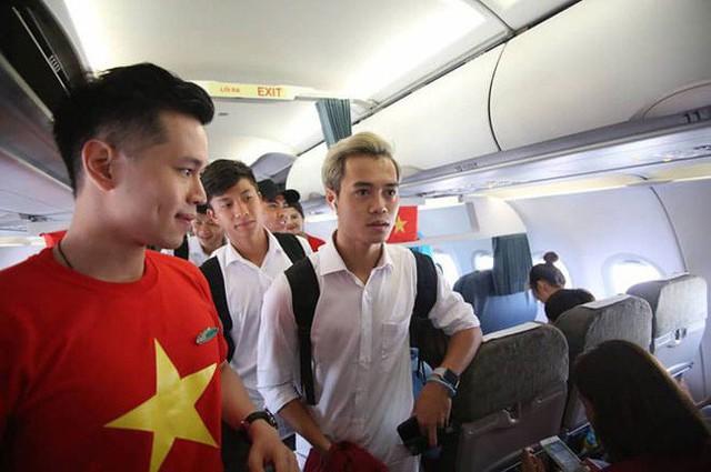 Chuyện bí mật đặc biệt sau giờ G mới kể của tiếp viên hàng không trên chuyến chuyên cơ đón đoàn Thể thao Việt Nam ngày 2/9 - Ảnh 8.