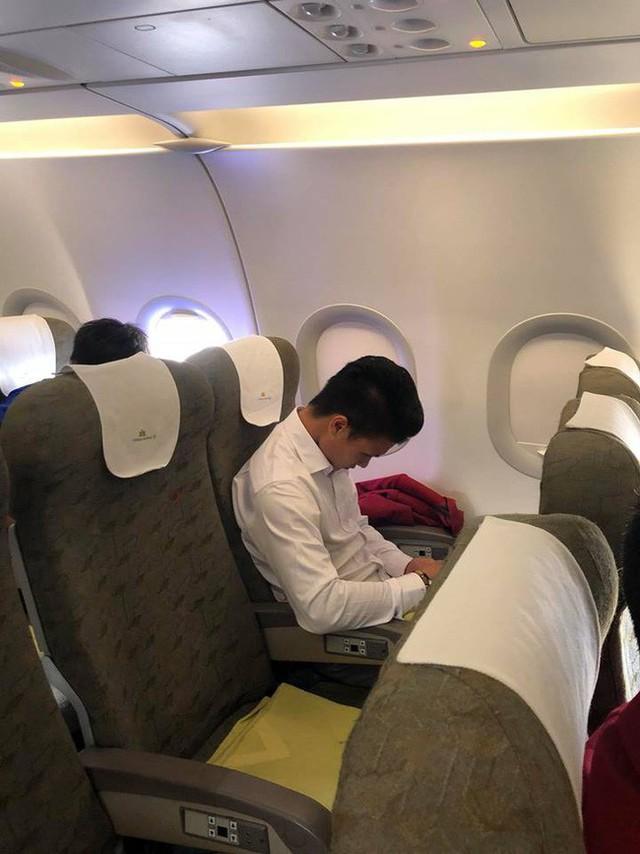 Chuyện bí mật đặc biệt sau giờ G mới kể của tiếp viên hàng không trên chuyến chuyên cơ đón đoàn Thể thao Việt Nam ngày 2/9 - Ảnh 10.