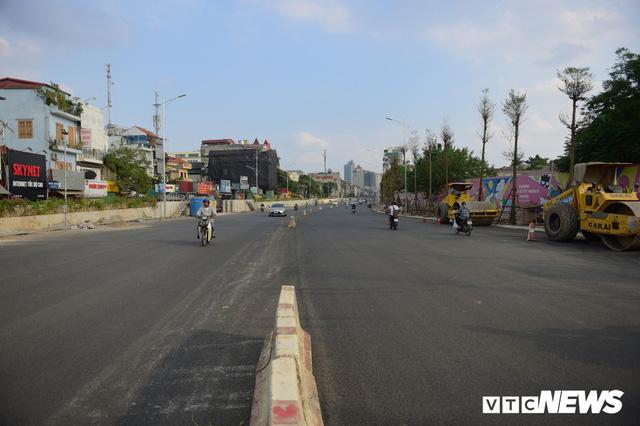 Ảnh: Dự án cầu vượt An Dương - Thanh Niên hơn 300 tỷ đồng ở Hà Nội sắp hoàn thành - Ảnh 13.