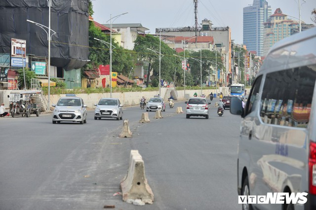 Ảnh: Dự án cầu vượt An Dương - Thanh Niên hơn 300 tỷ đồng ở Hà Nội sắp hoàn thành - Ảnh 8.