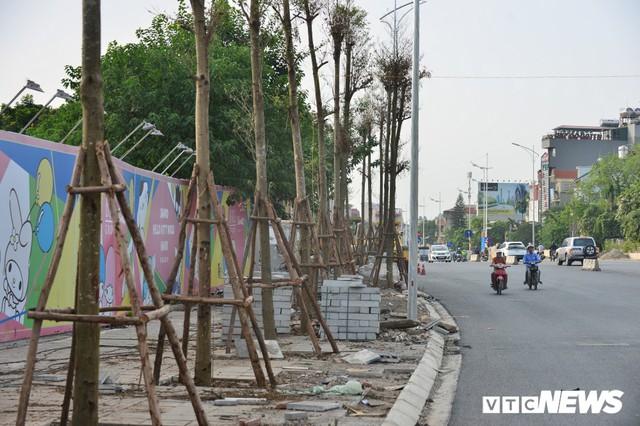 Ảnh: Dự án cầu vượt An Dương - Thanh Niên hơn 300 tỷ đồng ở Hà Nội sắp hoàn thành - Ảnh 10.