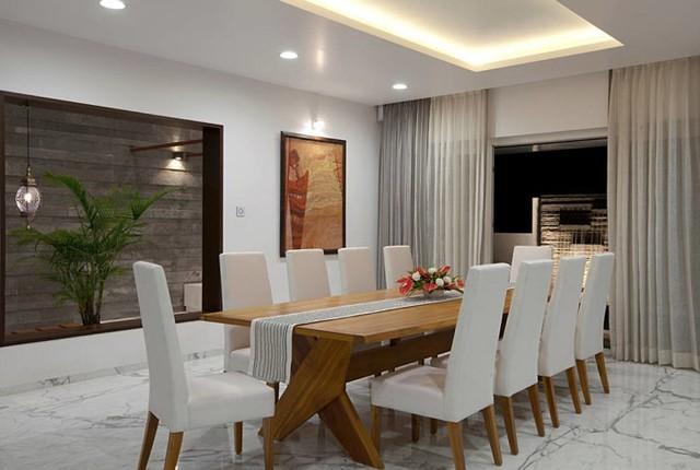 Ngôi nhà có thiết kế hiện đại, sáng tạo - Ảnh 3.