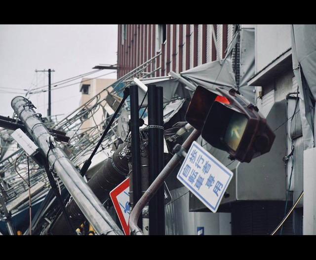 Siêu bão mạnh nhất ¼ thế kỷ đổ bộ, Nhật Bản bị tàn phá như trải qua thảm họa kép động đất, sóng thần năm 2011 - Ảnh 7.