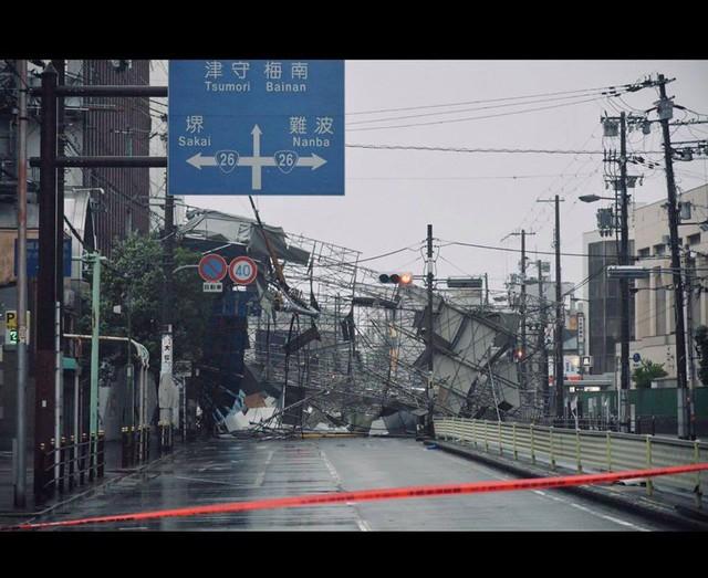 Siêu bão mạnh nhất ¼ thế kỷ đổ bộ, Nhật Bản bị tàn phá như trải qua thảm họa kép động đất, sóng thần năm 2011 - Ảnh 8.
