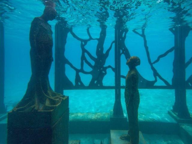 Khám phá phòng trưng bày nghệ thuật thủy triều độc đáo tại Maldives - thiên đường hạ giới ai cũng nên đến một lần trong đời - Ảnh 17.