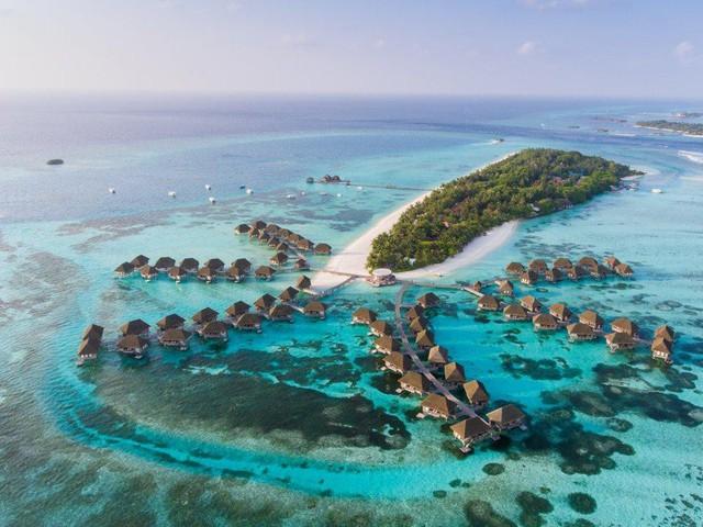 Khám phá phòng trưng bày nghệ thuật thủy triều độc đáo tại Maldives - thiên đường hạ giới ai cũng nên đến một lần trong đời - Ảnh 19.