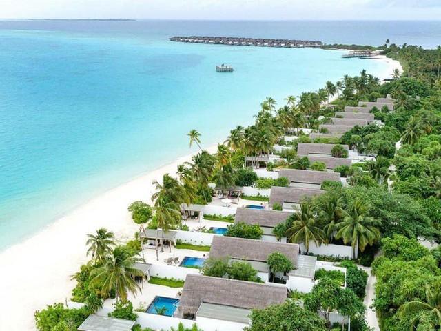 Khám phá phòng trưng bày nghệ thuật thủy triều độc đáo tại Maldives - thiên đường hạ giới ai cũng nên đến một lần trong đời - Ảnh 22.