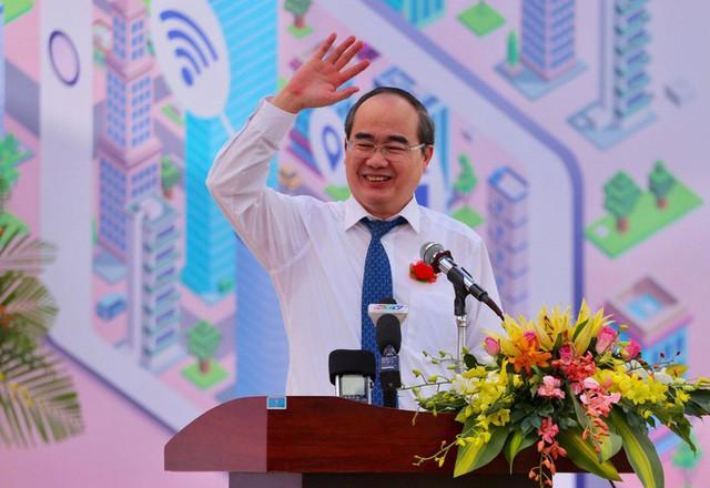 Chủ tịch nước Trần Đại Quang: Giáo dục luôn được đặt ở vị trí trung tâm - Ảnh 25.