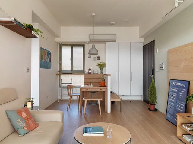 Căn hộ 80 m2 trang trí tối giản mà thân thiện - Ảnh 4.
