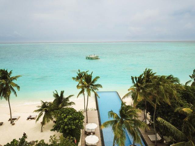 Khám phá phòng trưng bày nghệ thuật thủy triều độc đáo tại Maldives - thiên đường hạ giới ai cũng nên đến một lần trong đời - Ảnh 3.