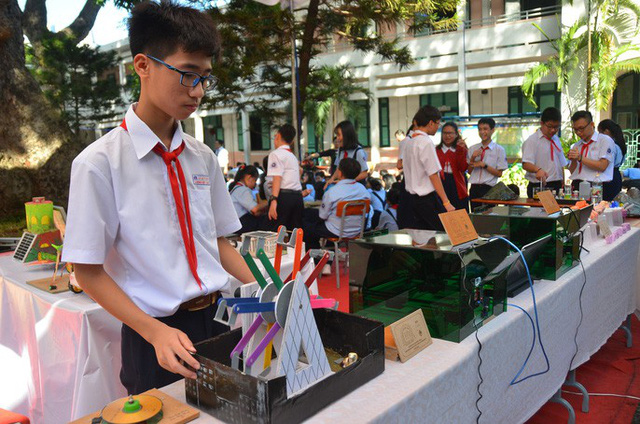 Chủ tịch nước Trần Đại Quang: Giáo dục luôn được đặt ở vị trí trung tâm - Ảnh 32.
