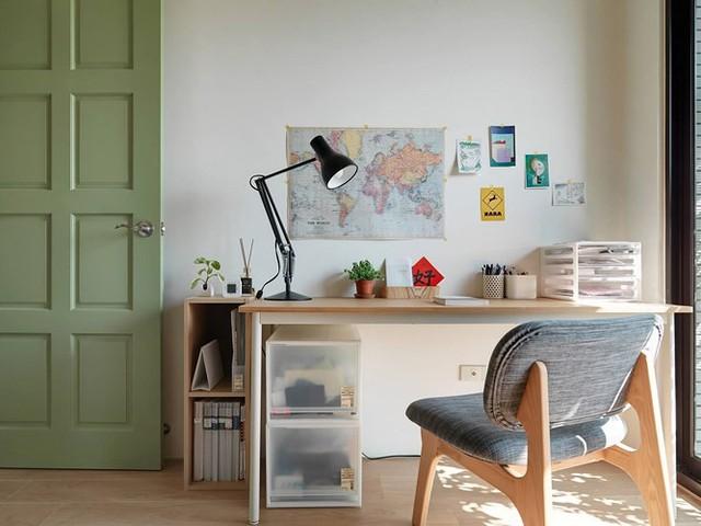 Căn hộ 80 m2 trang trí tối giản mà thân thiện - Ảnh 8.