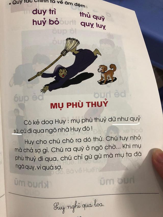 Phụ huynh lo ngại trước bộ sách Tiếng Việt lớp 1: Các thành ngữ đều nặng nề, bài đọc thì xỉa xói nhiều hơn là giáo dục - Ảnh 7.