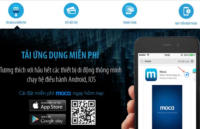 Grab rót vốn vào Moca - ứng dụng thanh toán di động tại Việt Nam - với CEO xuất thân từ những gã khổng lồ công nghệ Google và Microsoft - Ảnh 1.