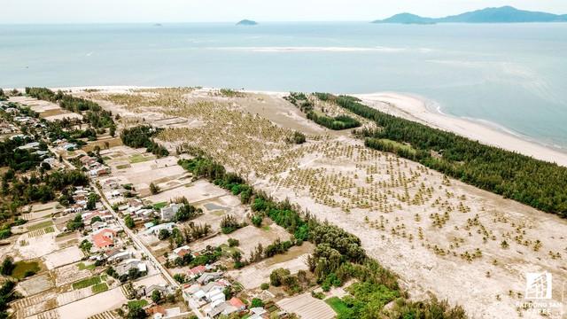 Cận cảnh một số dự án đang biến vùng đất chết Nam Hội An thành thiên một số con phố nghỉ dưỡng mới nổi - Ảnh 15.
