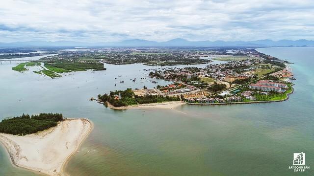 Cận cảnh những dự án đang biến vùng đất chết Nam Hội An thành thiên đường nghỉ dưỡng mới nổi - Ảnh 3.
