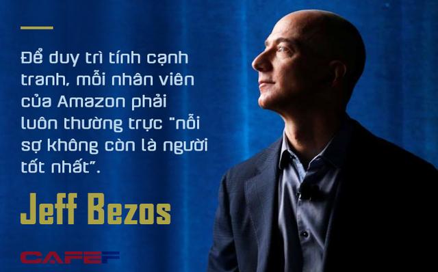 Người sáng lập Amazon tiết lộ chìa khóa để đưa ra các quyết định đúng đắn, thúc đẩy sự sáng tạo - Ảnh 1.