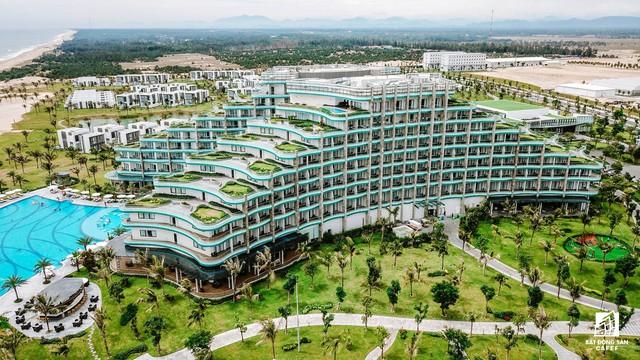 Cận cảnh những dự án đang biến vùng đất chết Nam Hội An thành thiên đường nghỉ dưỡng mới nổi - Ảnh 6.