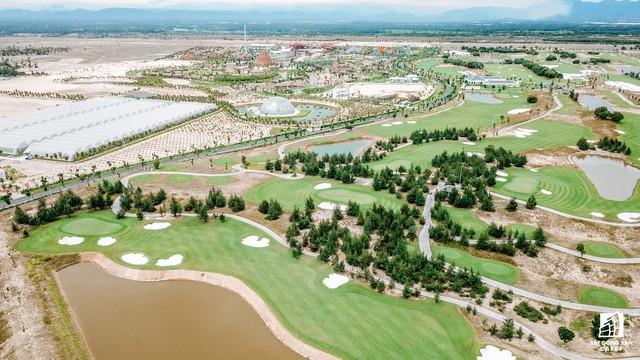 Cận cảnh những dự án đang biến vùng đất chết Nam Hội An thành thiên đường nghỉ dưỡng mới nổi - Ảnh 8.