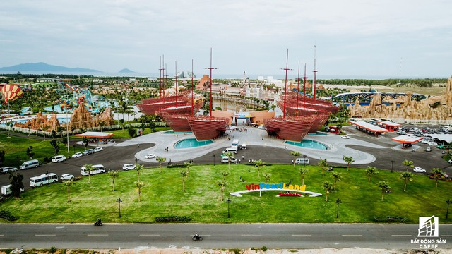 Cận cảnh một số dự án đang biến vùng đất chết Nam Hội An thành thiên một số con phố nghỉ dưỡng mới nổi - Ảnh 7.
