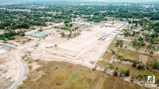 Cận cảnh một số dự án đang biến vùng đất chết Nam Hội An thành thiên một số con phố nghỉ dưỡng mới nổi - Ảnh 18.