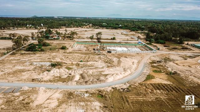 Cận cảnh một số dự án đang biến vùng đất chết Nam Hội An thành thiên một số con phố nghỉ dưỡng mới nổi - Ảnh 19.