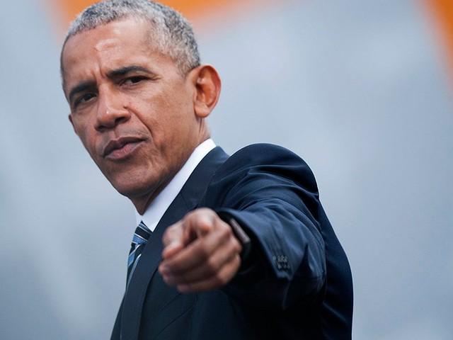 Sự trở lại của Barack Obama - Ảnh 1.