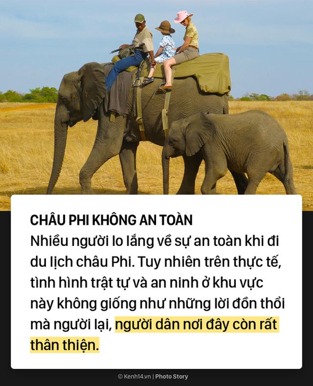 Ai cũng biết đến châu Phi nhưng có thể họ không biết 7 sự thật bất ngờ về châu lục này - Ảnh 5.