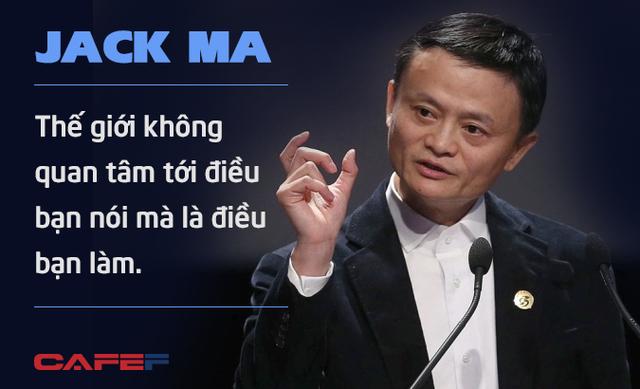 Jack Ma nghỉ hưu ở tuổi 54 vì không muốn chết ở văn phòng: Chúng ta không được sinh ra để dành tất cả thời gian cho công việc mà để tận hưởng cuộc sống và khiến những người khác tốt lên - Ảnh 3.