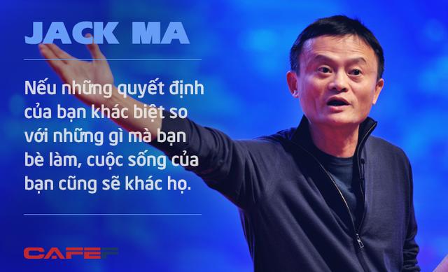 Jack Ma nghỉ hưu ở tuổi 54 vì không muốn chết ở văn phòng: Chúng ta không được sinh ra để dành tất cả thời gian cho công việc mà để tận hưởng cuộc sống và khiến những người khác tốt lên - Ảnh 4.