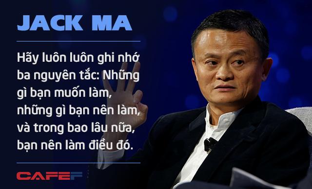 Jack Ma nghỉ hưu ở tuổi 54 vì không muốn chết ở văn phòng: Chúng ta không được sinh ra để dành tất cả thời gian cho công việc mà để tận hưởng cuộc sống và khiến những người khác tốt lên - Ảnh 7.
