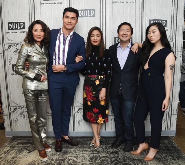 Con gái Dr Thanh nói về mặt khác của giới siêu giàu mà bộ phim những người châu Á giàu có điên rồ không nhắc tới - Ảnh 2.