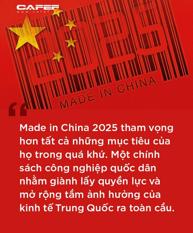 Tham vọng 4.0 của Trung Quốc có thể đảo lộn trật tự thương mại toàn cầu - Ảnh 2.