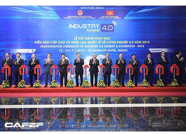 Khát vọng thay đổi với cách mạng  4.0 của Thủ tướng Nguyễn Xuân Phúc - Ảnh 2.
