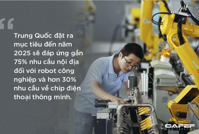 Tham vọng 4.0 của Trung Quốc có thể đảo lộn trật tự thương mại toàn cầu - Ảnh 6.