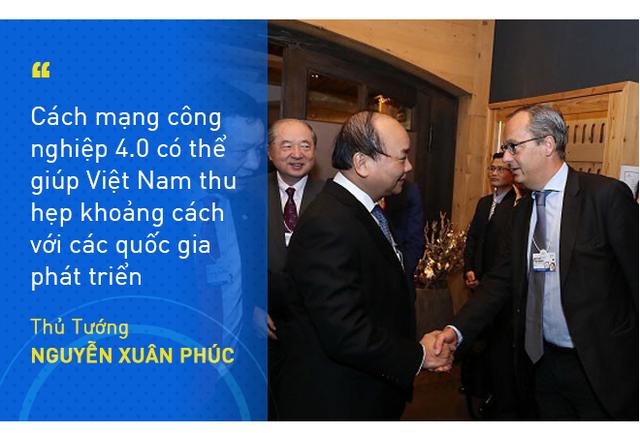 Khát vọng thay đổi với cách mạng  4.0 của Thủ tướng Nguyễn Xuân Phúc - Ảnh 3.