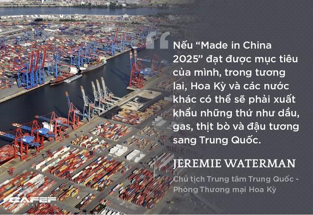 Tham vọng 4.0 của Trung Quốc có thể đảo lộn trật tự thương mại toàn cầu - Ảnh 14.