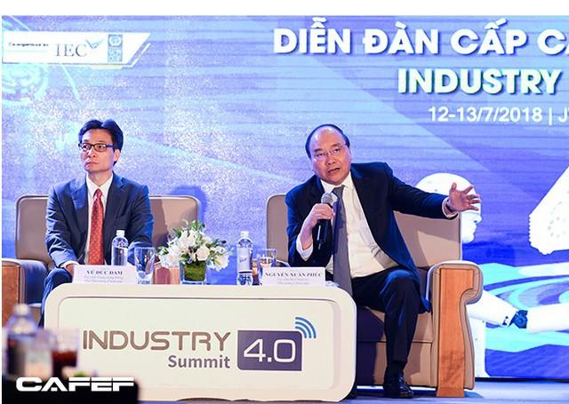 Khát vọng thay đổi với cách mạng  4.0 của Thủ tướng Nguyễn Xuân Phúc - Ảnh 8.